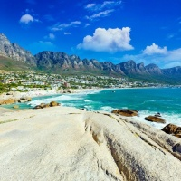 BEACHES - Cape Town offers many beautiful beaches