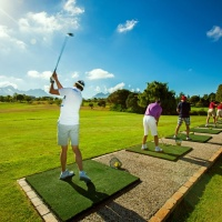 GOLF - Cape Town offers many wonderful golf courses