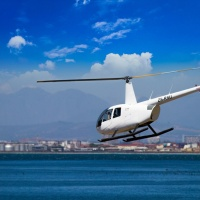 HELICOPTER FLIGHT - discover Cape Town from a bird's eye view