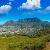 TABLE MOUNTAIN - unforgettable wonder of nature